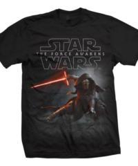 Tričko Star Wars VII – Kylo Ren