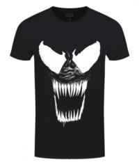 Tričko Venom – Vyceněné zuby