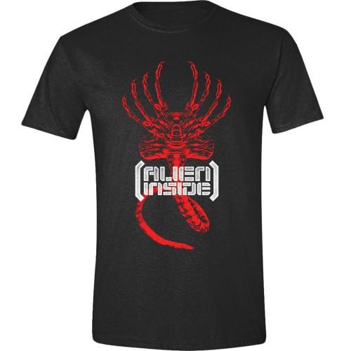 Tričko Alien – Alien Inside