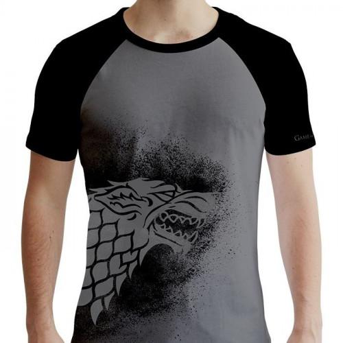 Tričko Game of Thrones – Stark MC