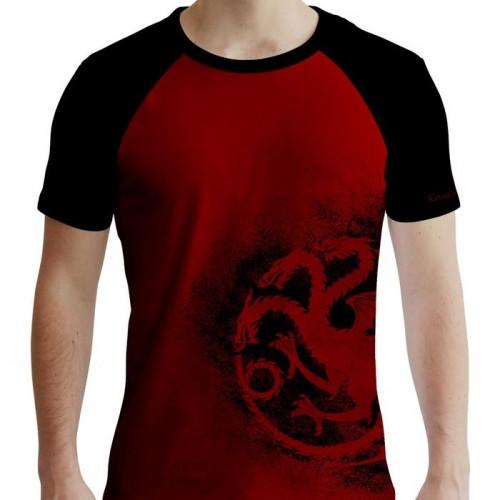 Tričko Game of Thrones – Targaryen Premium