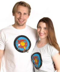Rychlé šípy dámské tričko