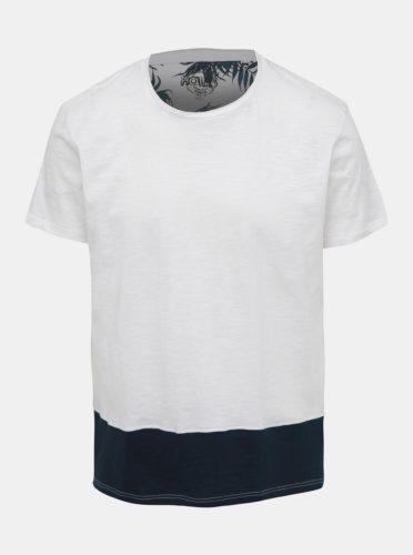 Bílé pánské tričko Haily´s Fabrizio