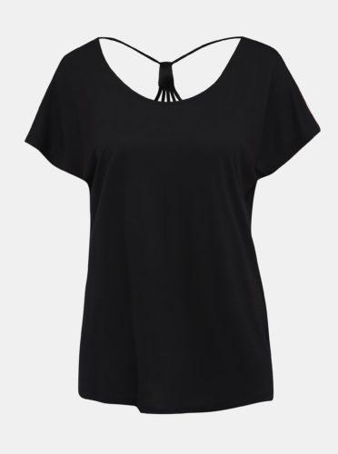 Černé tričko ONLY Carrie