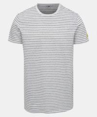 Černo-bílé pánské pruhované tričko Haily´s Kane