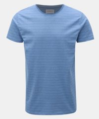 Modré pruhované tričko Lindbergh