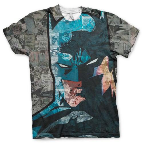 Tričko Batman – Face Up