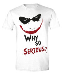 Tričko Batman – Why So Serious
