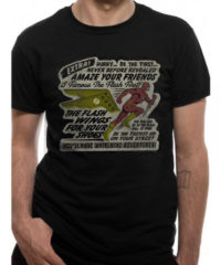 Tričko DC Originals – Flash Wings