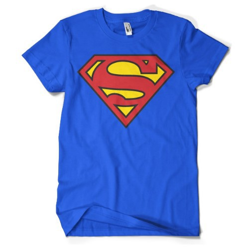Tričko Superman Shield
