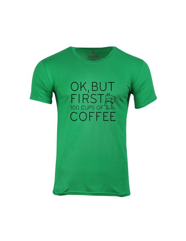 Pánské tričko  100 Cups