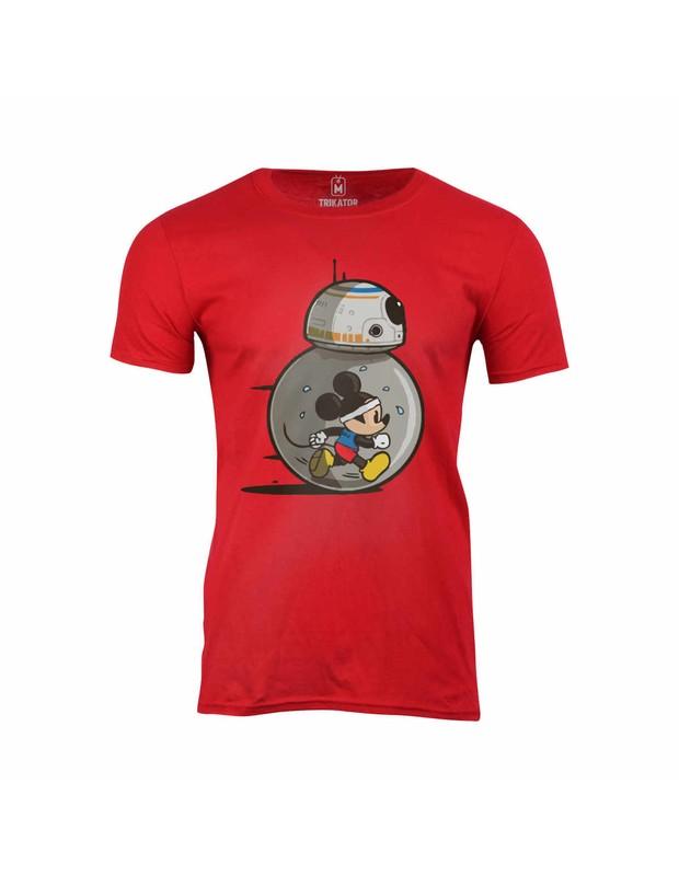 Pánské tričko  Běžec Mickey